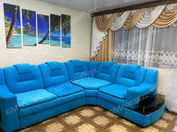 чехол для дивана пример 3