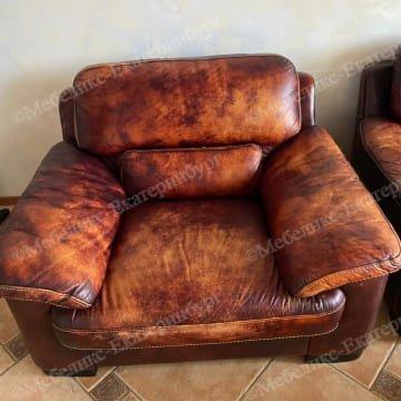кресло после перетяжки пример 17