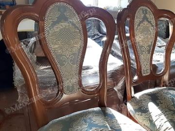 стул после реставрации