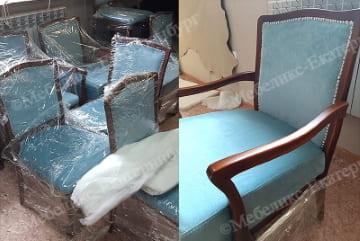 стул после перетяжки пример 3